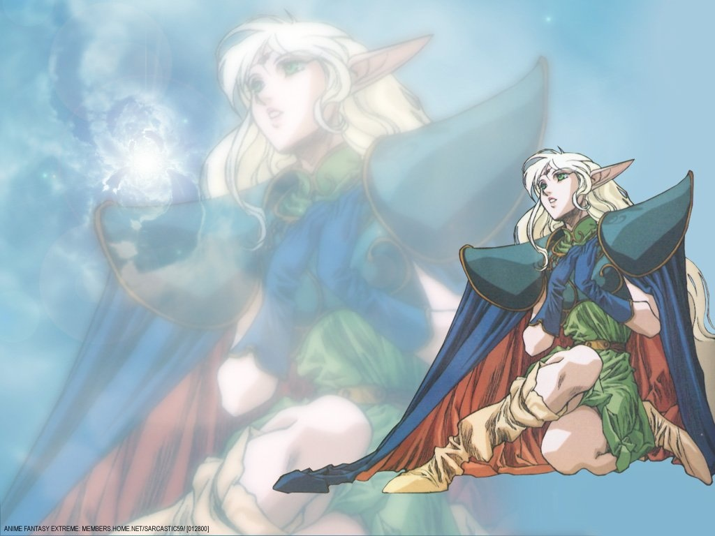 Download Wallpaper Record Of Lodoss War 1920x1080 The