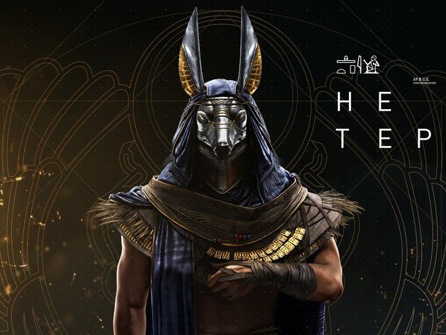 Wallpaper assassin's creed, assassin's creed: origins, the lizard''s mask