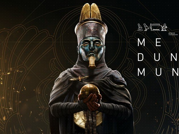Wallpaper mummy, assassins creed, assassin's creed origins